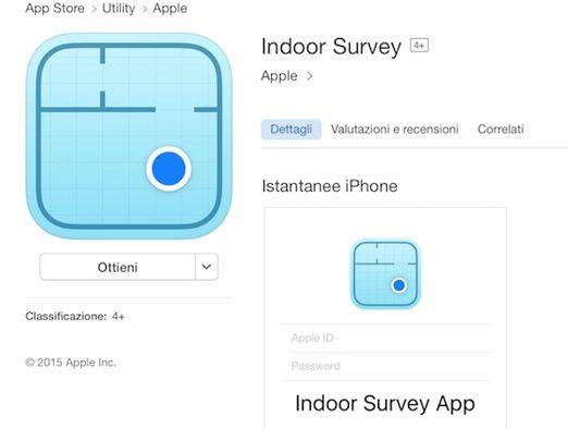 indoor - Indoor Survey, l'app per mappare negozi e locali pubblici