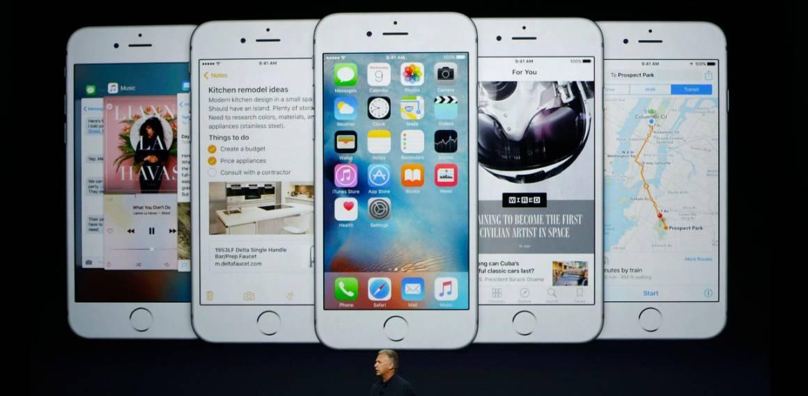 iphone 7 1160x569 - Apple rumors: nuovo iPhone 6S a metà del 2016?