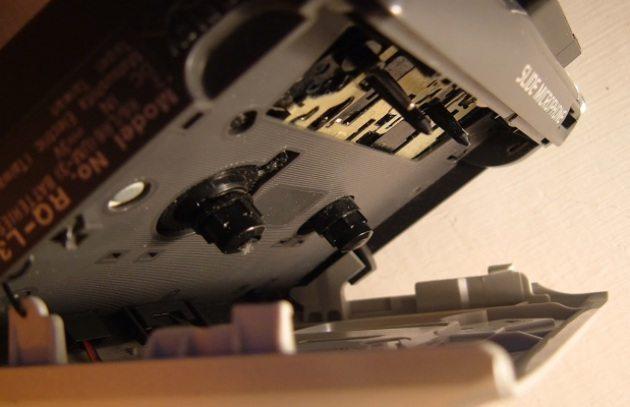sony - Addio alle videocassette Betamax di Sony