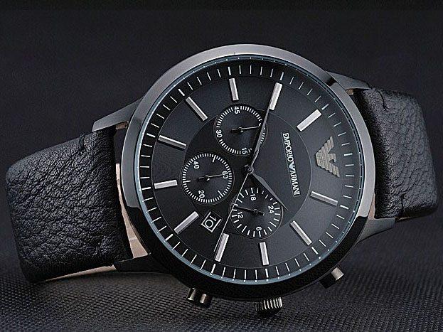 Essere sempre alla moda ed eleganti indossando i più esclusivi orologi di Giorgio Armani