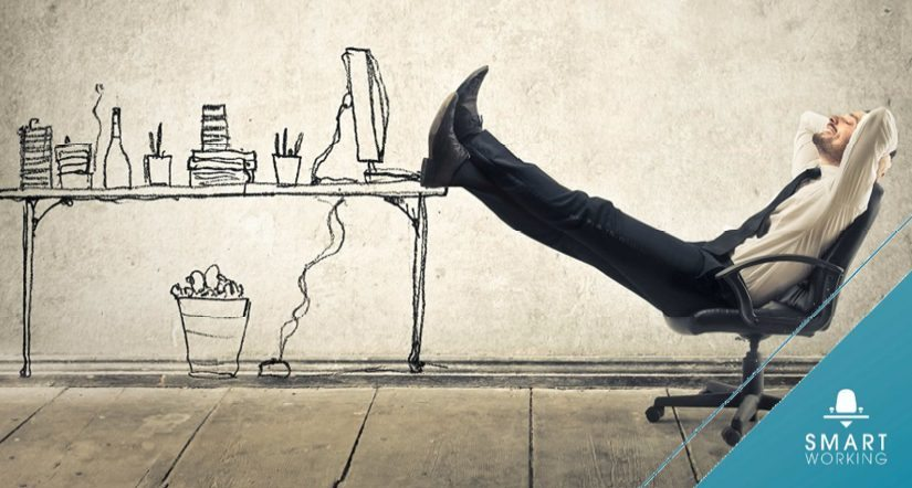 """Smart Working Experience cover1 - Smart working con """"Variazioni"""""""