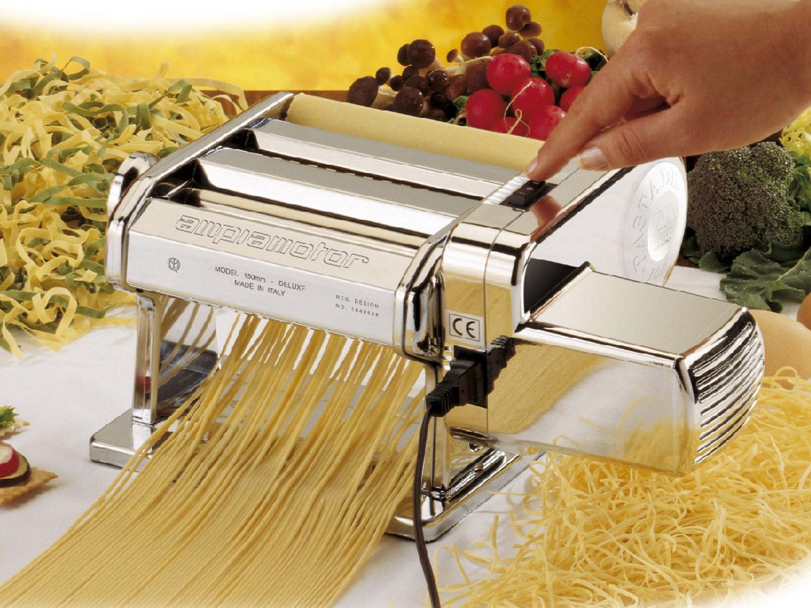 Migliori macchine per la pasta - Macchina per fare la pasta in casa ...