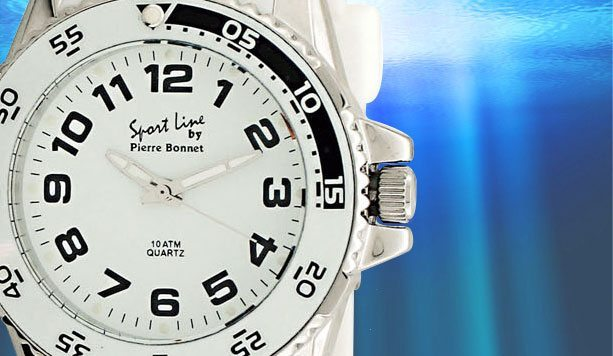 Condividi l'eleganza assoluta di indossare uno splendido orologio Pierre Bonnet
