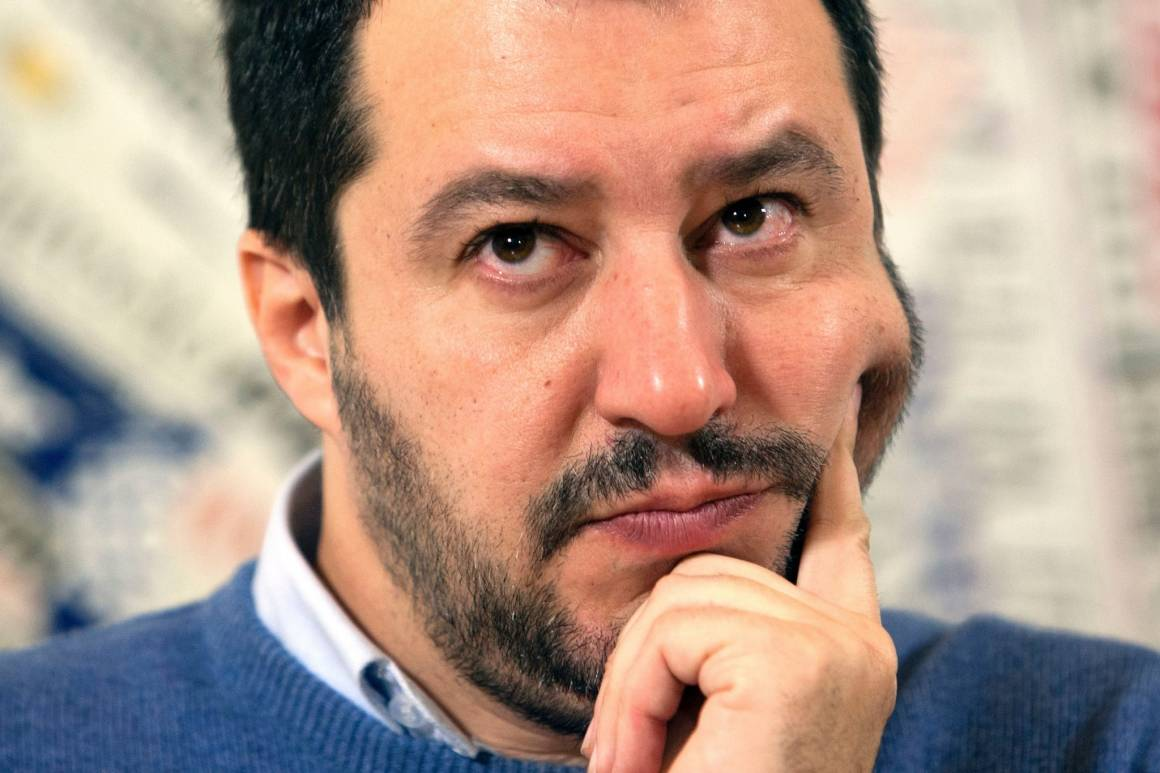 salvini arrabbiato 1160x773 - Salvini beffato da Anonymous: hackerata pagina Facebook