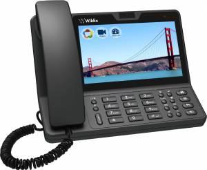 wp600acg 300x246 - Primo telefono WebRTC con Android: Wildix WP600ACG