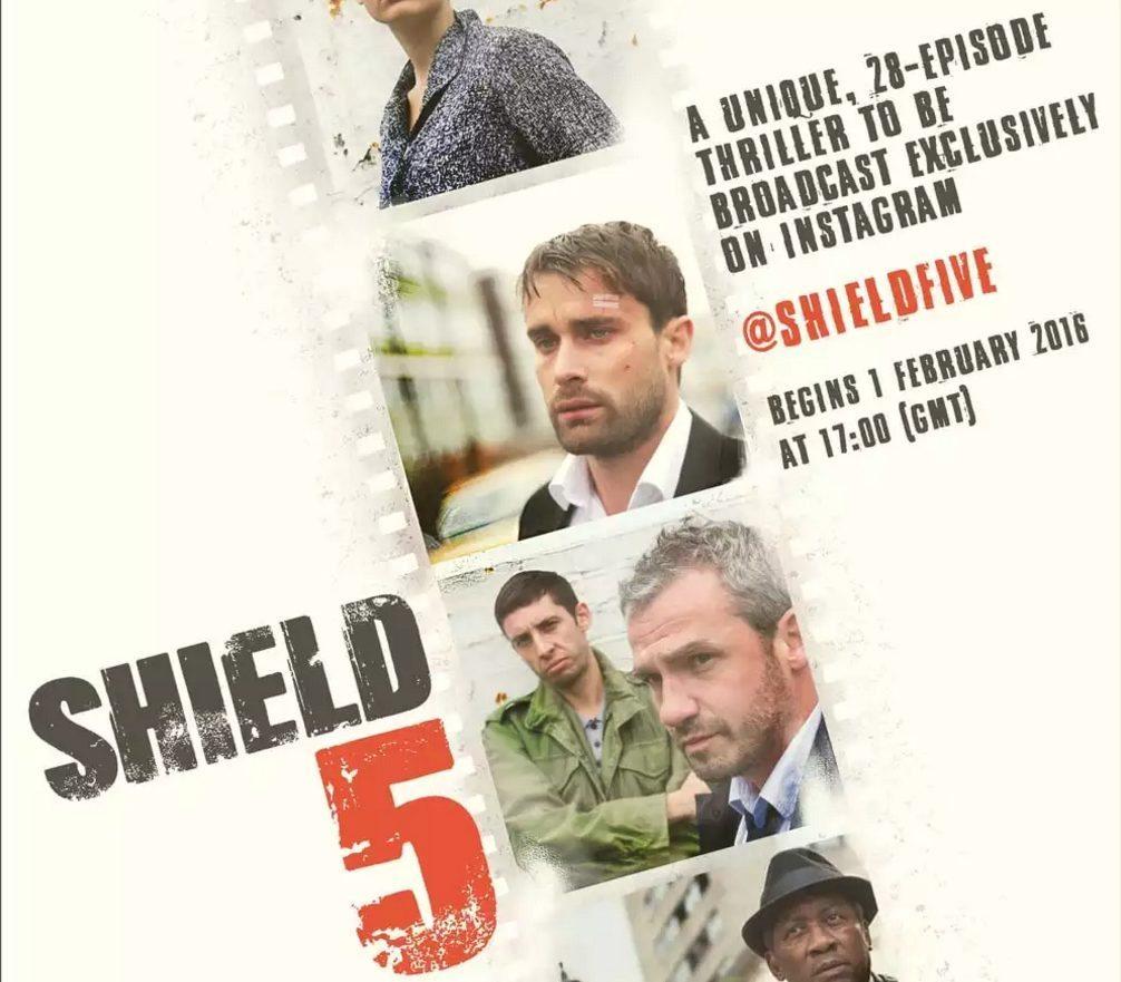 Shield 5 Instagram - La serie diventa social: su Instagram arriva Shield 5