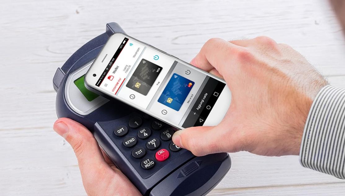 VODAFONE PAY arriva il pagamento sicuro via smartphone