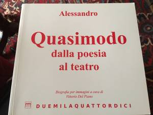 img 1969 5 300x225 - Intervista ad Alessandro Quasimodo ed è subito arte. La verità sul Nobel.