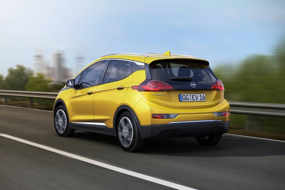 opel ampera e 299271 1160x773 - Opel presenta Ampera-e, un'auto elettrica rivoluzionaria