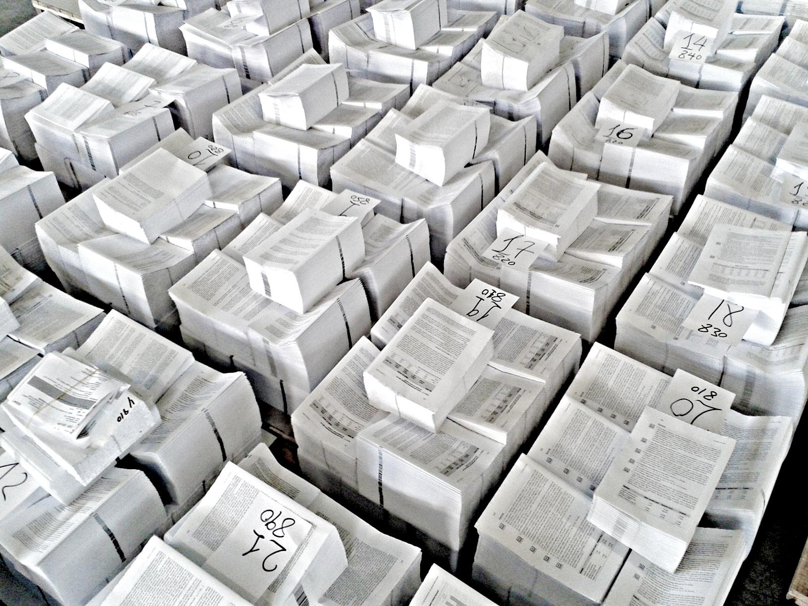Come stampare migliaia di pagine di qualità a prezzi convenienti