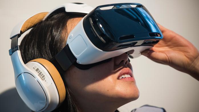 Con la realta virtuale di Samsung arriva il sogno di Joan Miro - Con la realtà virtuale di Samsung arriva il sogno di Joan Miró