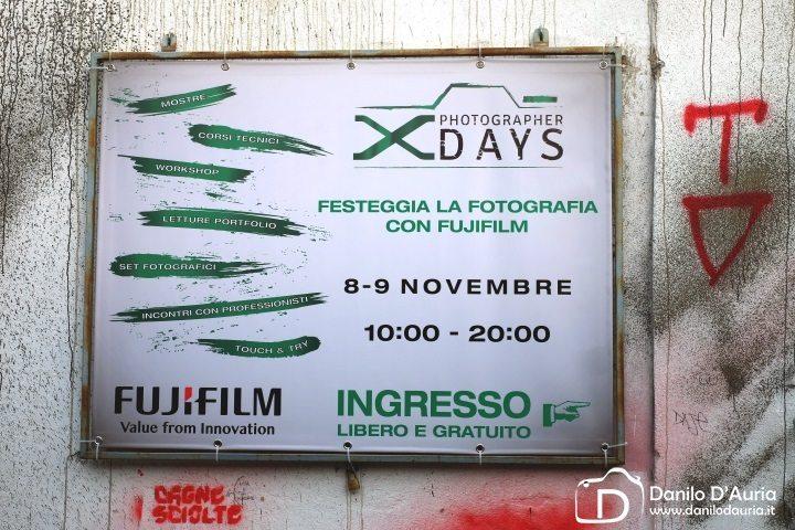 Diventare un bravo fotografo con i X PHOTOGRAPHER DAYS di Fujifilm