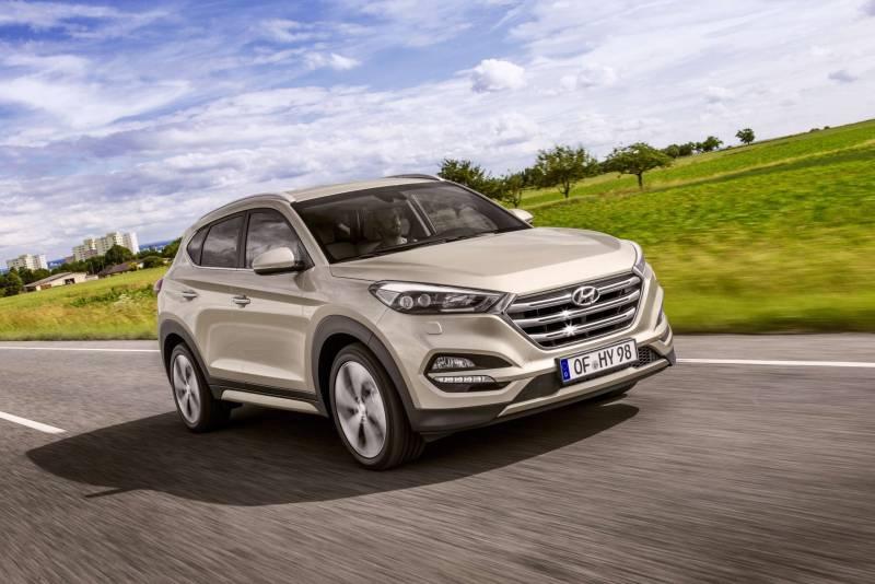 Hyundai Tucson 2 800x534 - Nuova Hyundai Tucson 1.7 CRDi: le novità e le caratteristiche