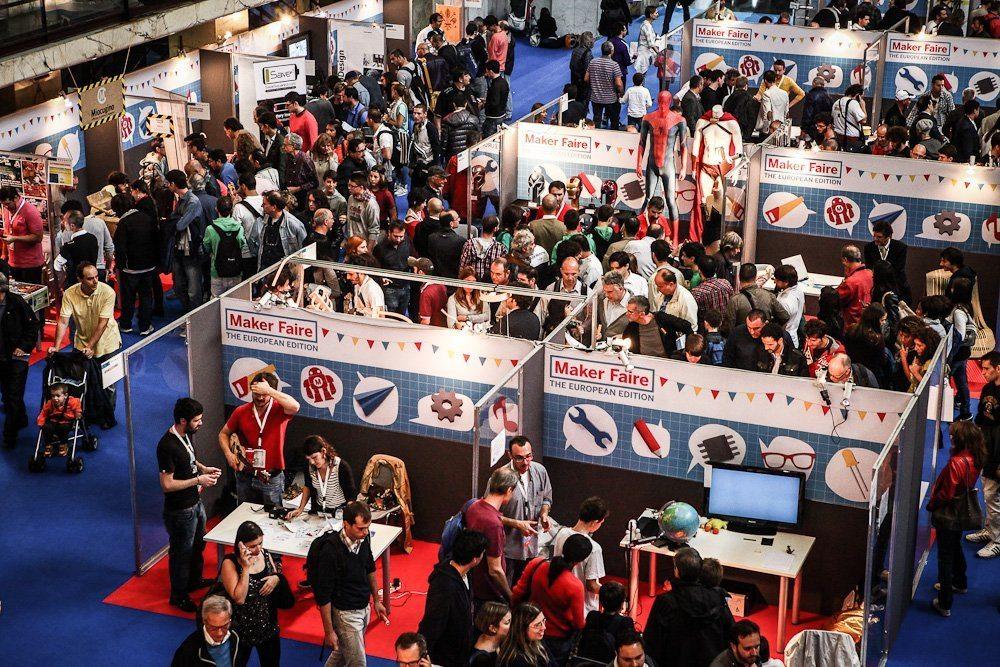 Maker Faire - Il futuro in mostra: Maker Faire, torna la fiera dell'hi- tech.