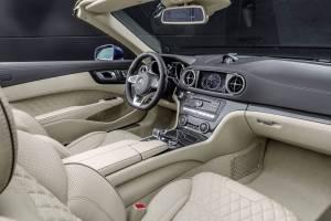Mercedes Benz SL 2 1865797 300x200 - Nuova mercedes SL, torna la leggenda