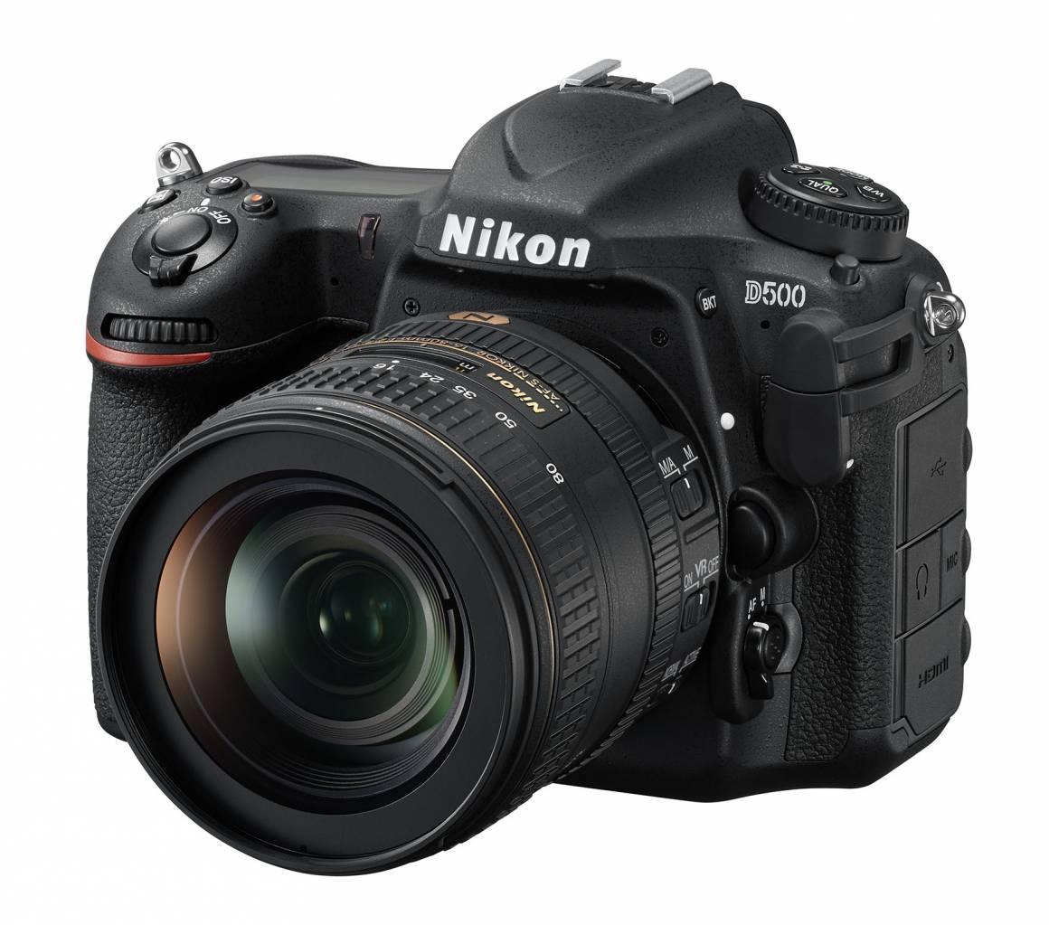 NIKON D500 girare video 4k 1160x1023 - NIKON D500: girare video a 4K