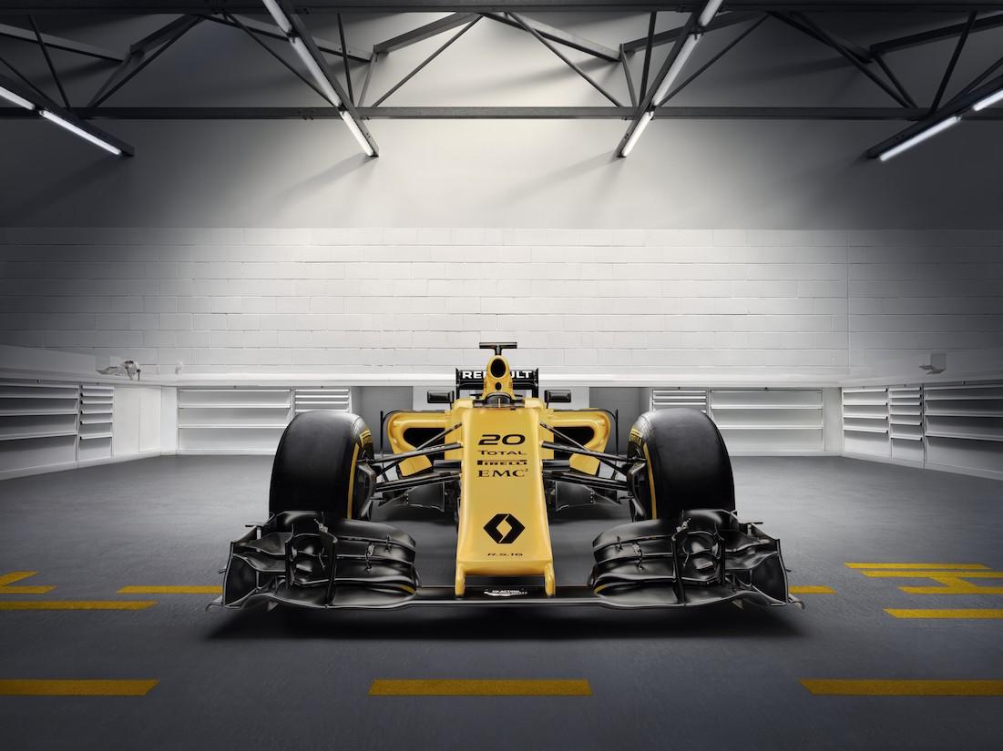 Nuova livrea per la monoposto Renault Sport Formula One  - Nuova livrea per la monoposto Renault Sport Formula One F1