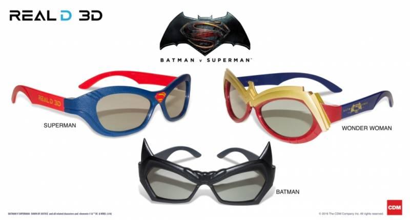 RealD Occhiali Batman vs Superman L 800x429 - I segreti del cinema in 3D svelati da RealD