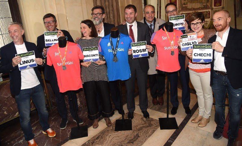 SUISSEGAS MILANO MARATHON la gara di podismo più veloce in Italia