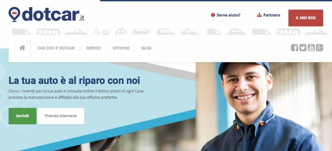 Schermata 2016 03 21 alle 14.43.02 1160x529 - Gestire l'auto con un click grazie a #dotcar