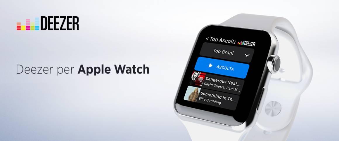 Tra le migliori app per Apple Watch arriva Deezer 1160x483 - Migliori app per Apple Watch: arriva Deezer