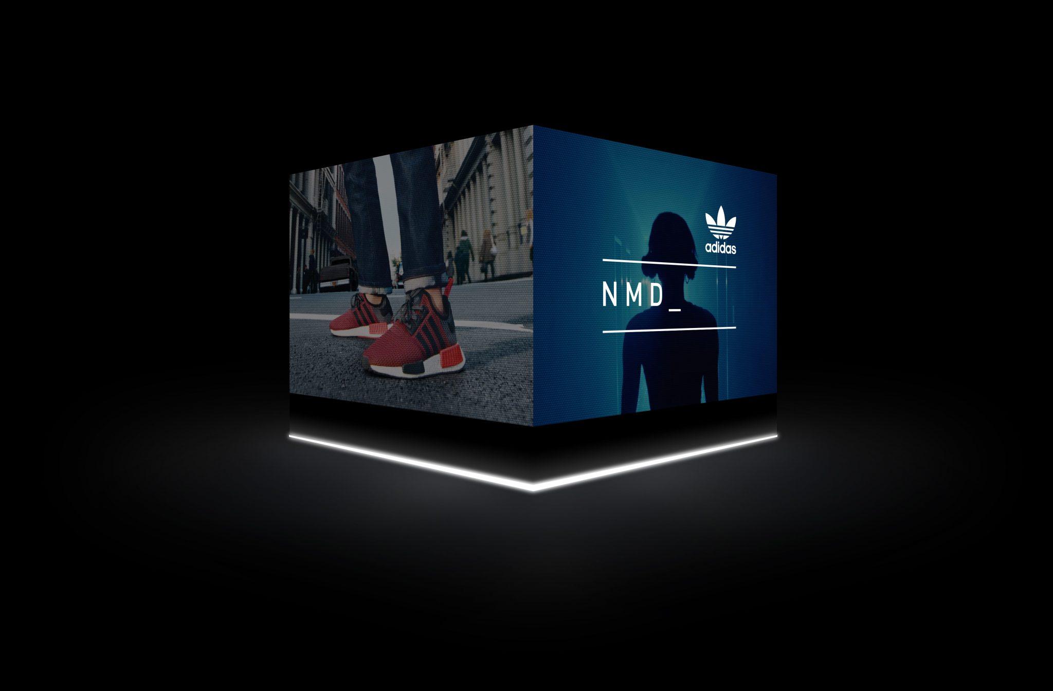 Le nuove adidas Originals NMD iconica sneaker