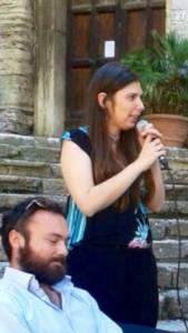 img 2386 169x300 - Intervista all'editore Mariangela Mincione un nome da dolce angelo dentro una personalità di ferro.