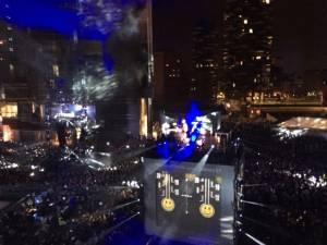 laser show milano samsung 5 e1457713584636 300x225 - Laser Show Milano: Samsung illumina l'arrivo di Galaxy S7