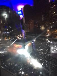 laser show milano samsung e1457713558566 225x300 - Laser Show Milano: Samsung illumina l'arrivo di Galaxy S7