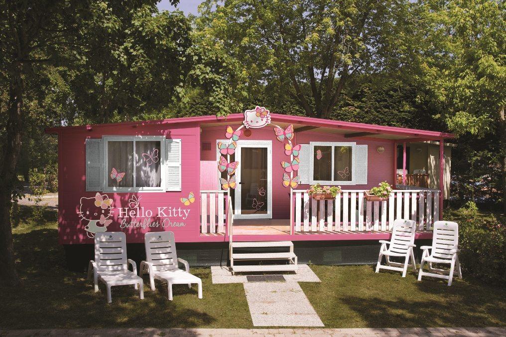 La casa di Hello Kitty per trascorrere le vacanze
