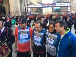 stramilano 2016 foto vip politici autorita michele ficara06 e1458571614430 300x225 - La stramilano 2016 dei record: 63.000 runners