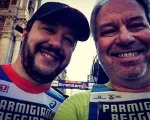 stramilano 2016 foto vip politici autorita michele ficara09 300x241 - La stramilano 2016 dei record: 63.000 runners