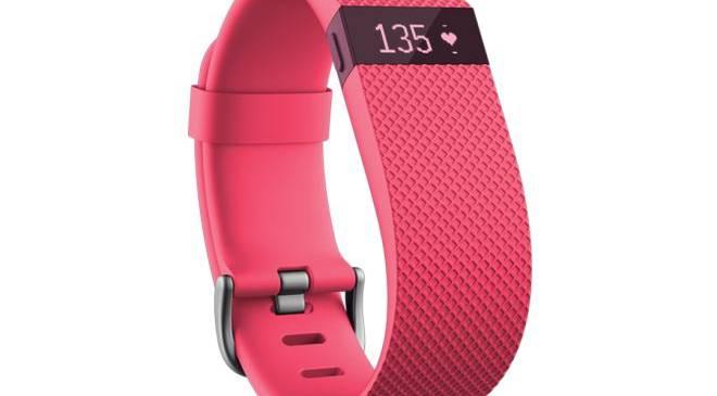 Il migliore fitness tracker da donna è il nuovo Fitbit Charge HR rosa