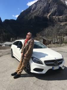 Mercedes 250 CLS shooting Brake tour tra Cervinia e Courmayeur06 225x300 - Mercedes 250 CLS shooting Brake: tour tra Cervinia e Courmayeur
