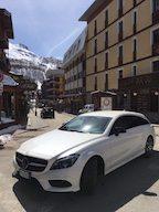 Mercedes 250 CLS shooting Brake tour tra Cervinia e Courmayeur35 - Mercedes 250 CLS shooting Brake: tour tra Cervinia e Courmayeur