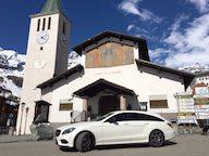 Mercedes 250 CLS shooting Brake tour tra Cervinia e Courmayeur41 - Mercedes 250 CLS shooting Brake: tour tra Cervinia e Courmayeur
