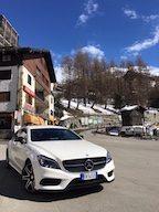 Mercedes 250 CLS shooting Brake tour tra Cervinia e Courmayeur44 - Mercedes 250 CLS shooting Brake: tour tra Cervinia e Courmayeur