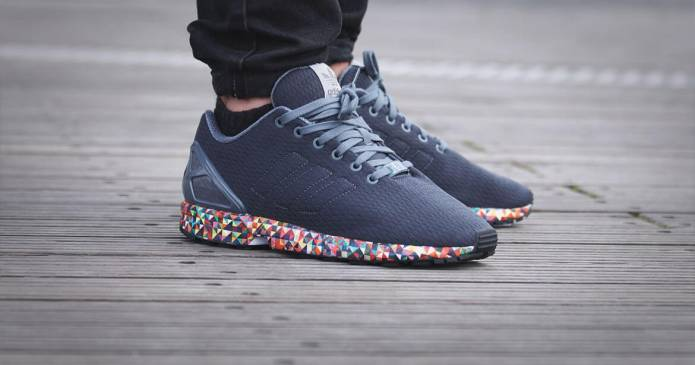 Nuove Adidas ZX Flux debutto nel running