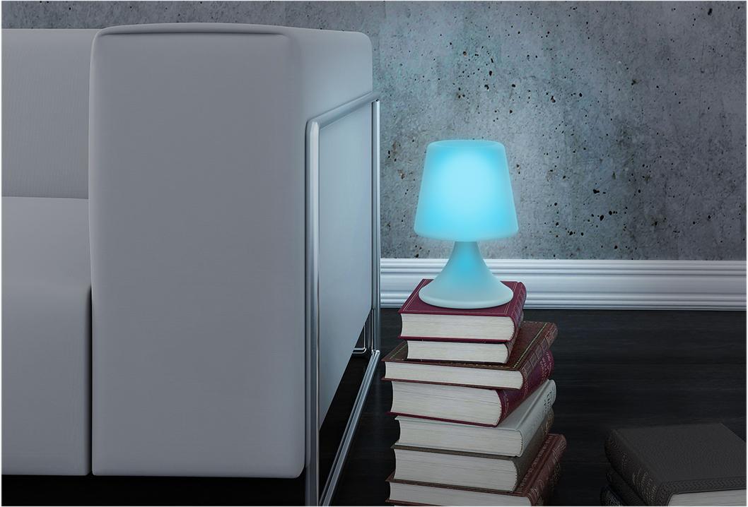 lamp06 - La lampada di design che cambia colore con la musica: Color Light