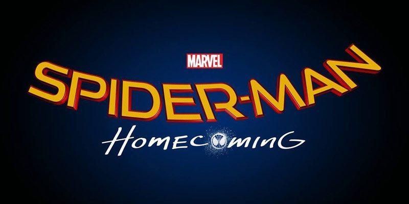 spider man homecoming logo copertina 1 - Spider-Man: Homecoming - Nuovo trailer italiano per il ritorno dell'Uomo Ragno