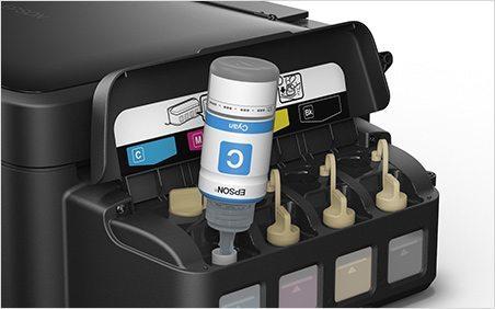 Ricaricare le cartucce di inchiostro e risparmiare