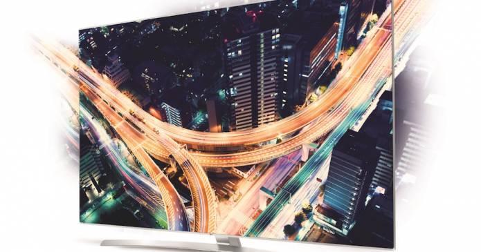 I nuovi TV LED UHD e SUPER UHD da LG
