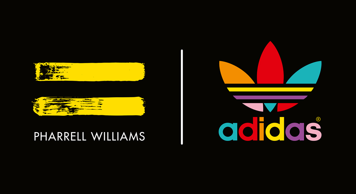 La nuova Collezione adidas Originals by Pharrell Williams
