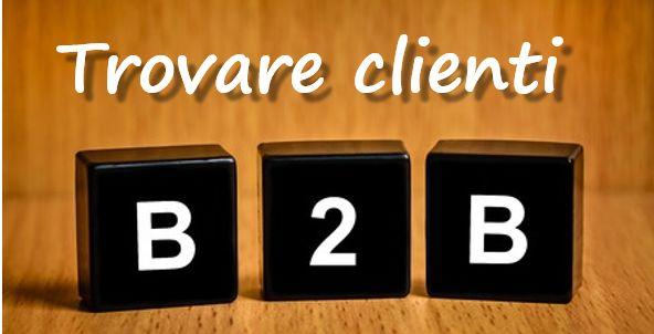 trovare clienti B2B