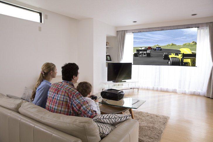 Videoproiettore Full HD per tutta la famiglia: come sceglierlo