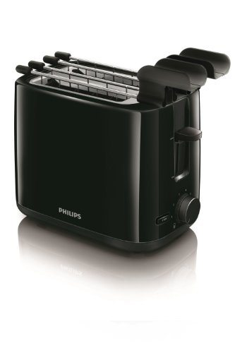 philips daily collection hd259790 tostapane 650 w compatto con 2 fessure e - Migliori prodotti per la cucina