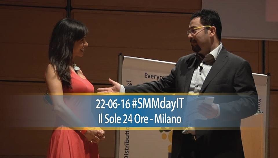 Al Social Media Marketing Day Italia presenti Ansa e Twitter - #SMMDAYIT Al Social Media Marketing Day Italia presenti Ansa e Twitter Italia