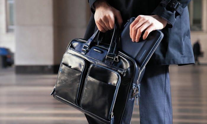 Borse ed accessori Piquadro scontati oltre il 50%
