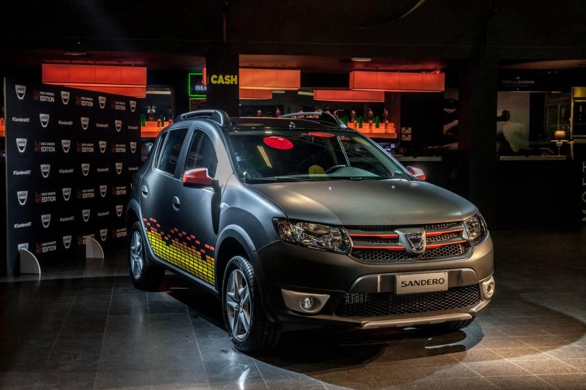 Dacia presenta Sandero HIT Extra Limited Edition 1160x773 - #SanderoHIT Dacia presenta Sandero HIT Extra Limited Edition