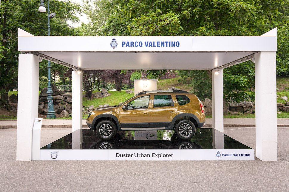 Dacia presenta la nuova serie limitata DUSTER URBAN EXPLORER  - Dacia presenta la nuova serie limitata DUSTER URBAN EXPLORER